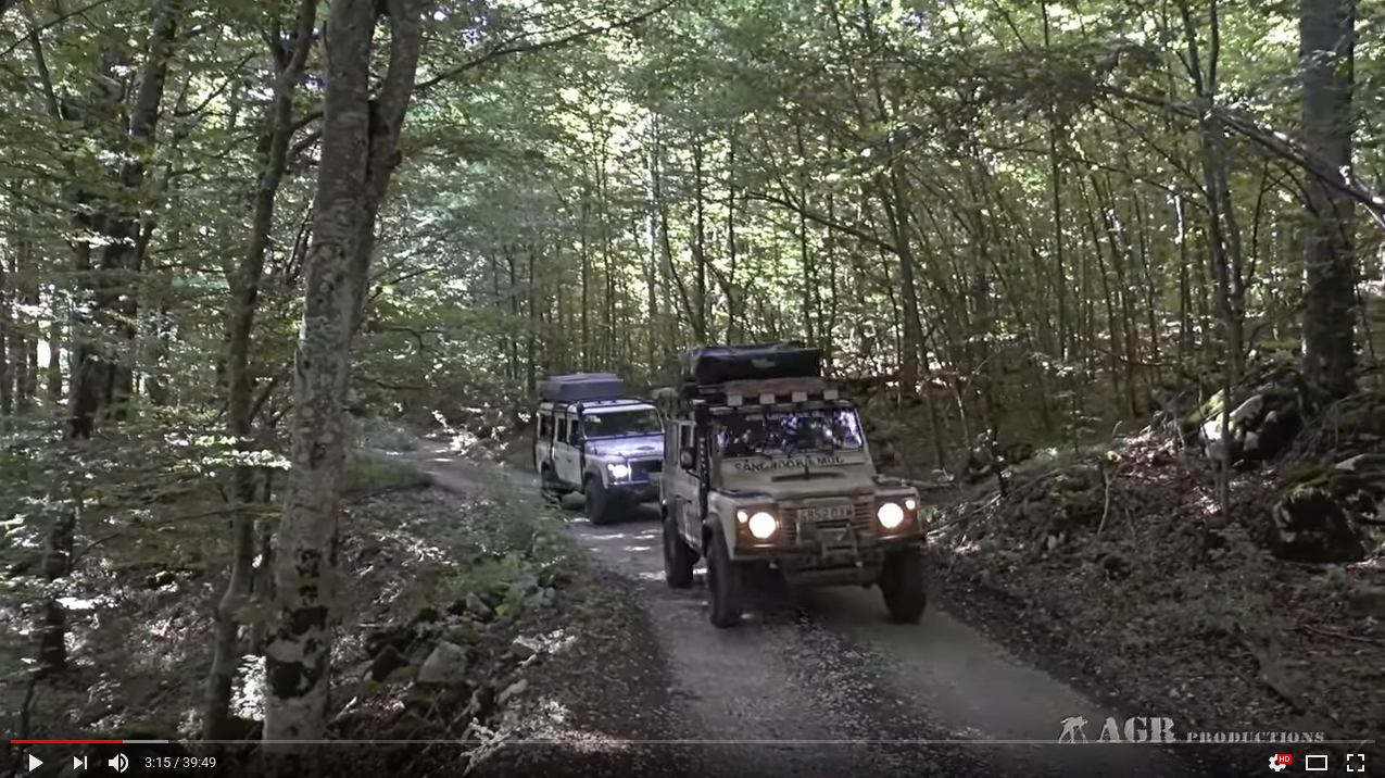 Neues Video: 1913-land-rovers-expedition-to-the-balkans - Der Land Rover Treff