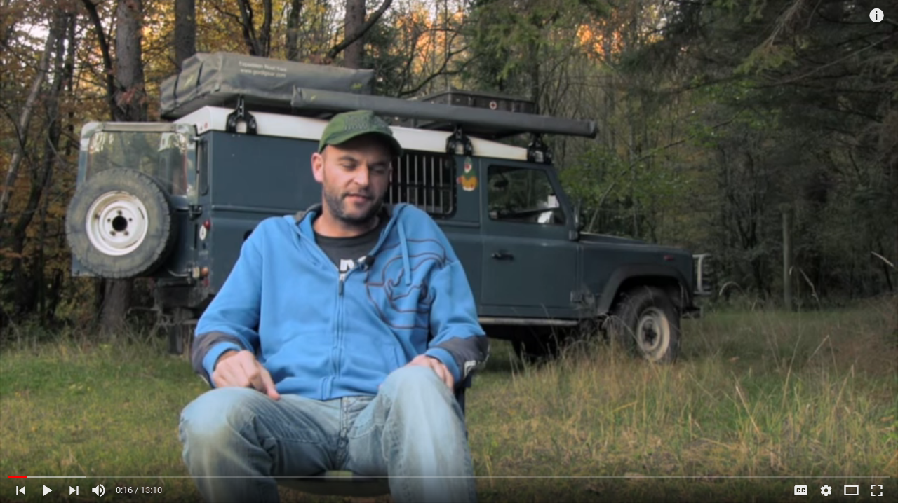 Neues Video: Der Plan - Der Land Rover Treff