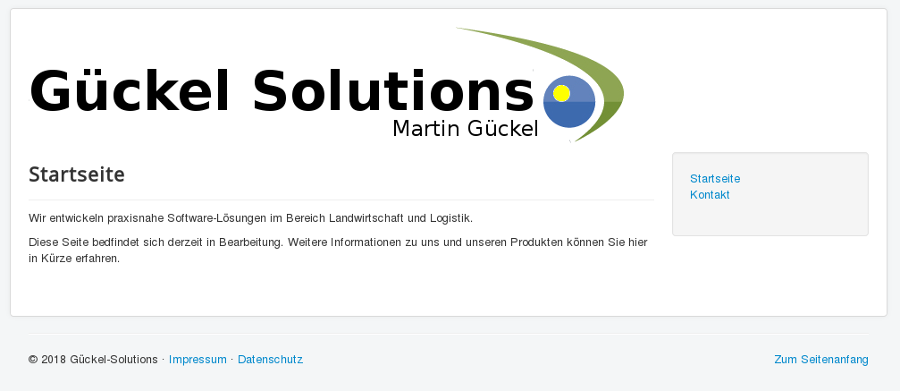 Gückel-Solutions